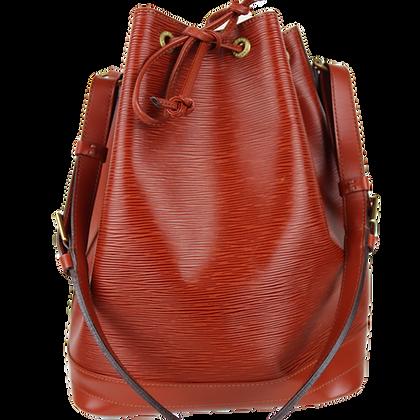 Luis Vuitton Epi-Leather