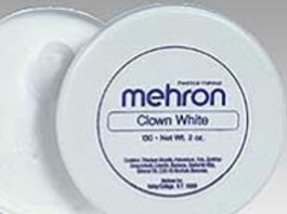 Mehron Clown White 2 oz