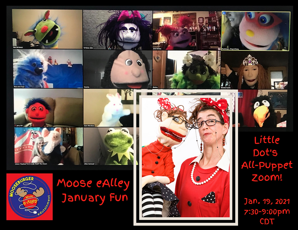All Puppet Zoom for Mooseburger eAlley 2