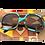Thumbnail: Oversized Vintage Emilio Pucci Sunglasses