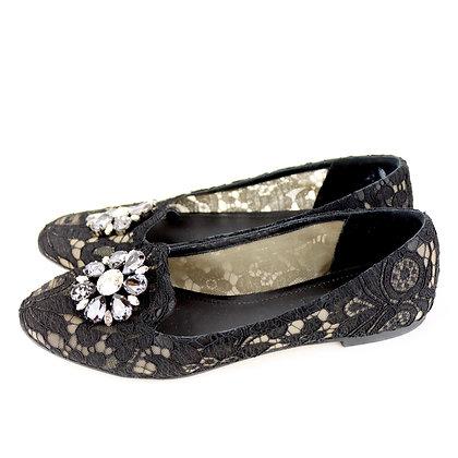 Dolce & Gabbana Taormina Ballerina