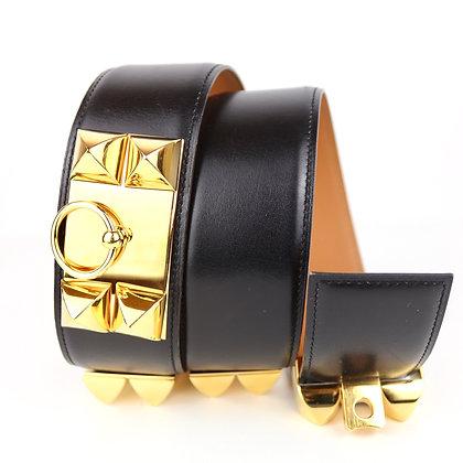 Hermès Collie de Chien Belt