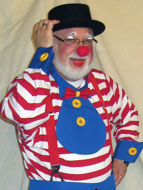 Clown Mini Bib