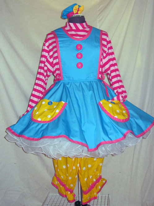 Pretty Pinafore with Lite Bloomers