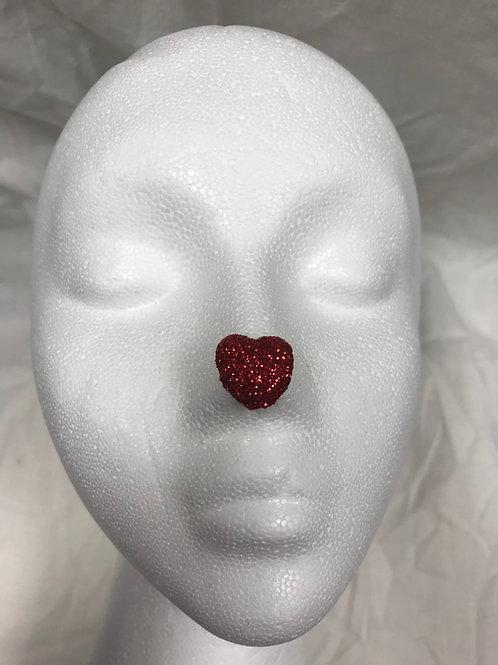 Jim Howle Glitter Heart tip