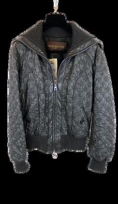 Louis Vuitton Monogram Leather Jacket