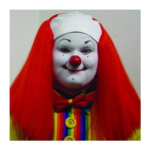 Bald Straight Clown Wig