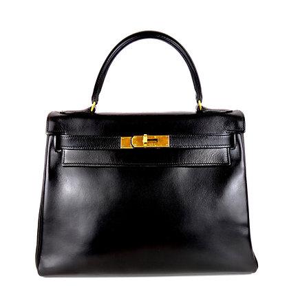 Vintage Hermès Kelly 28 Retourne Bag