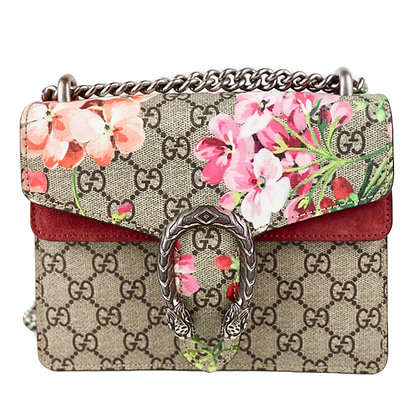 Gucci Dionysus  Mini Crossbody Bloom Bag