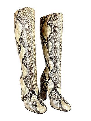 Gucci Campaign Horsebit High Boots