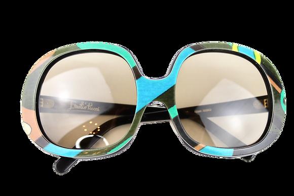 Oversized Vintage Emilio Pucci Sunglasses