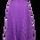 Thumbnail: Gucci Lace Skirt Purple
