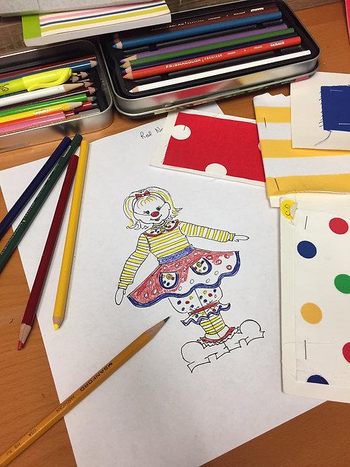 Costume Design Consultation