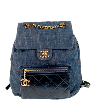 Chanel Denim Bag