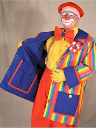 Lou Jacobs Clown Coat