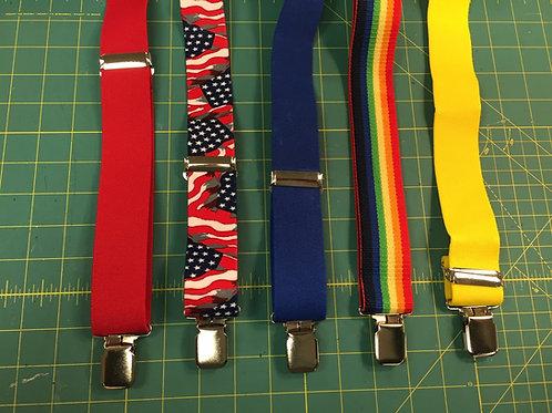 Suspenders Clip-On