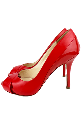 Max Mara Pumps Red