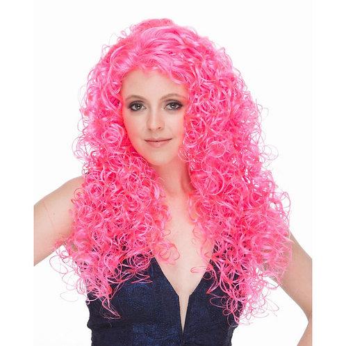 Butterly Clown Wig