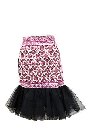 Louis Vuitton Tulle Skirt