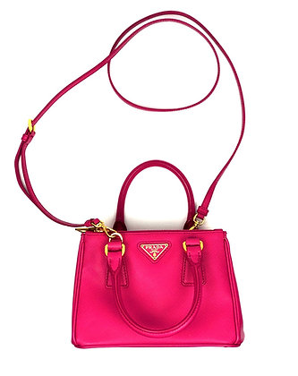 Prada Galleria Minibag aus Saffiano-Leder