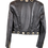 Thumbnail: Balmain Leather Jacket