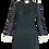 Thumbnail: Gucci Lace Dress Black