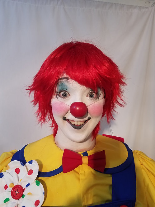 Jinx Clown Wig