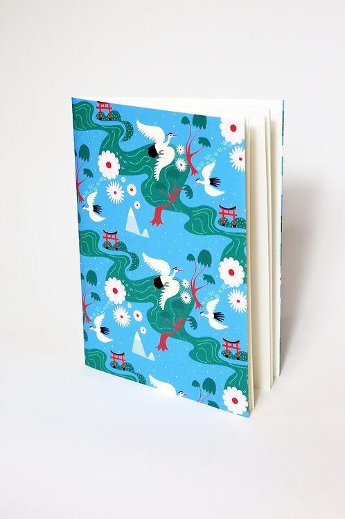 Handmade notebook - Japan