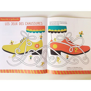 Illustration about Shoes for the kids !!