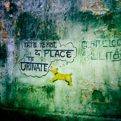 Street Message