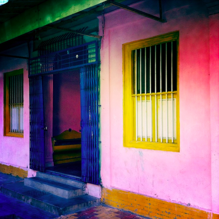 Multicoloured House