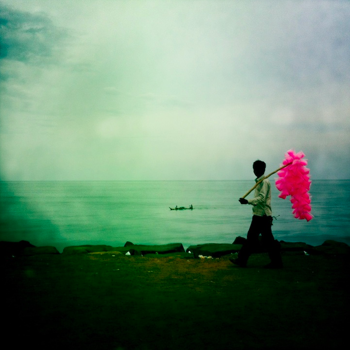 Barbapapa on the Beach