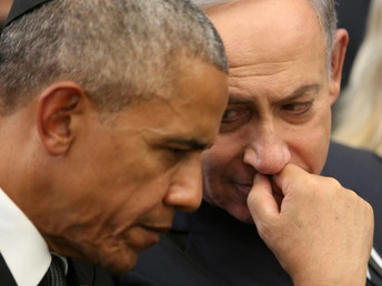 In New Memoir, Obama Accuses Netanyahu of Engaging in 'Orchestrated' Push Against His Administration