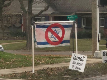 Islamists and the Current Wave of Anti-Semitism in the US