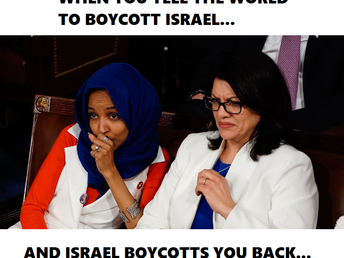 Jewish Groups React to Israel Barring Omar and Tlaib