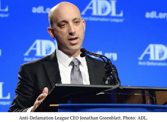 The ADL and Progressive Values