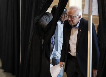 Bernie Sanders Defends anti-Semitism