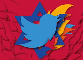 Twitter's Colossal Fail: Star Of David Is Hate Speech, BY GIDON BEN-ZVI