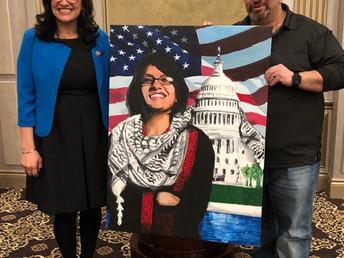 Rashida Tlaib and Friends: Updated