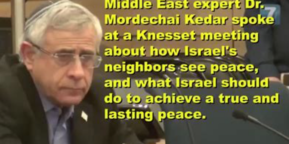 Israel in a Changing Middle East