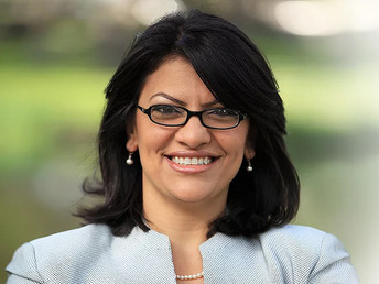 US Congresswoman-elect Tlaib to wear 'Palestinian dress' at swearing-in