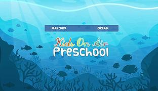 Program theme: OCEAN