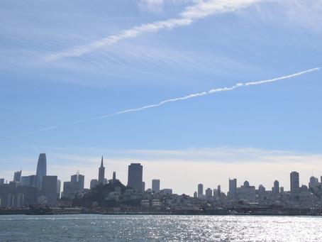 STOPOVER IN SAN FRANCISCO