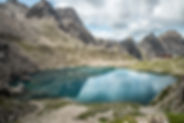 Lac de cratère