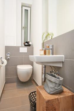 Gäste-WC homeStaging Sandra Küppers
