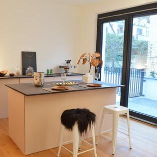 Stadtpark Küche