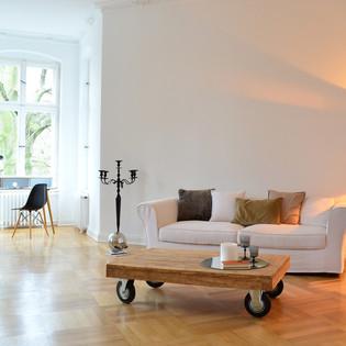 Villa Berlin homeStagingm Sandra Küppers