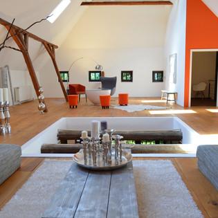 Dachgeschoss homeStaging Sandra Küppers