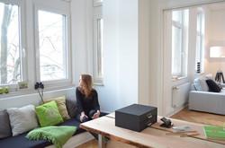 Musterwohnung Hannover homeStaging Sandra Küppers