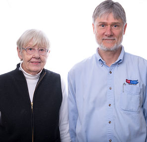 Two generations of ownership – Rita and Ronald Keizer
